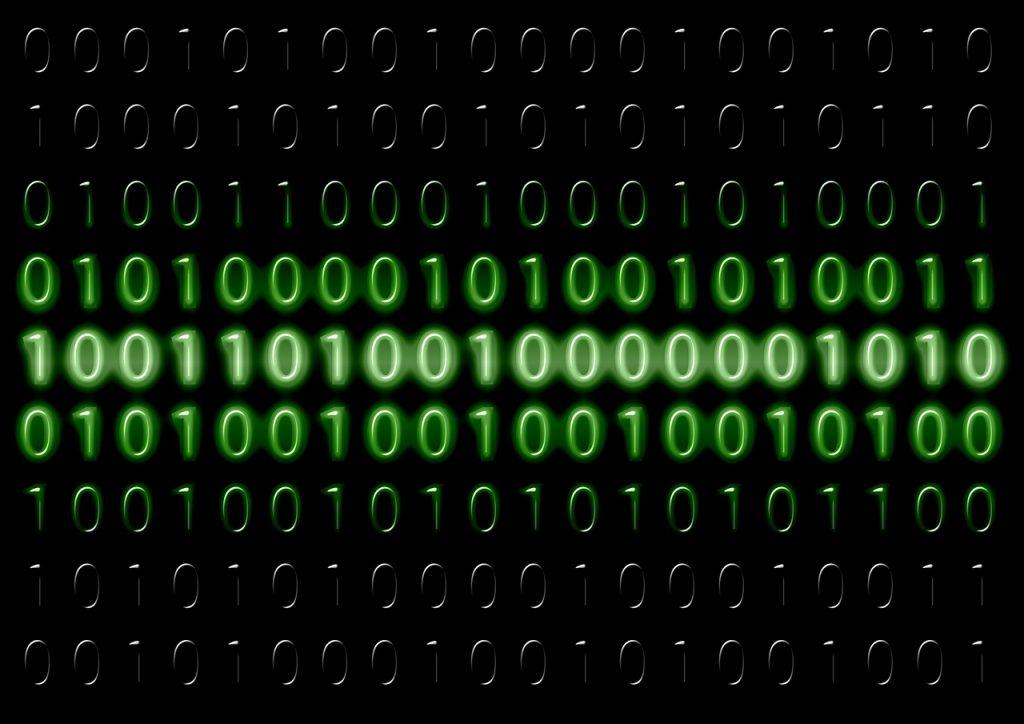 code binaire, binaire, système binaire